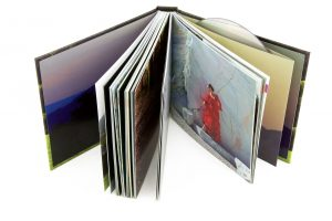 CD Hardcover Digibook